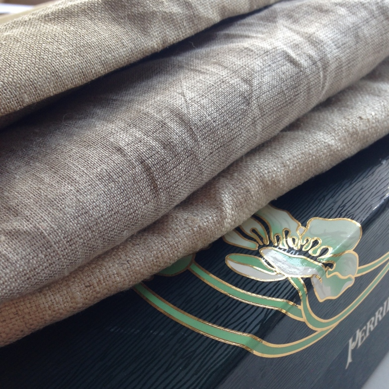 linens and silk