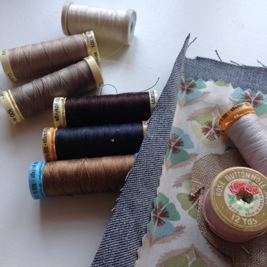 threads and patches