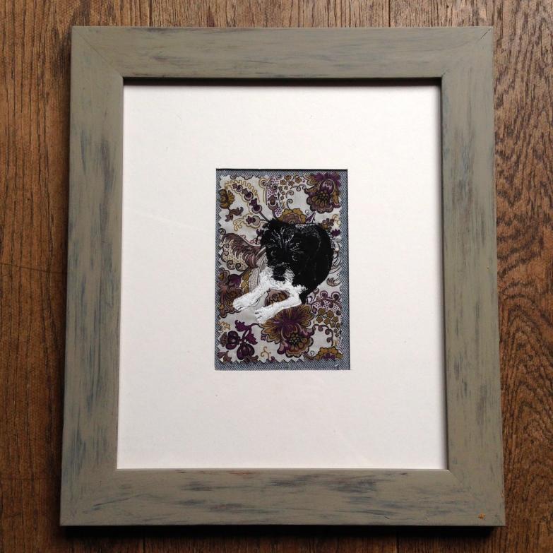 Bella framed